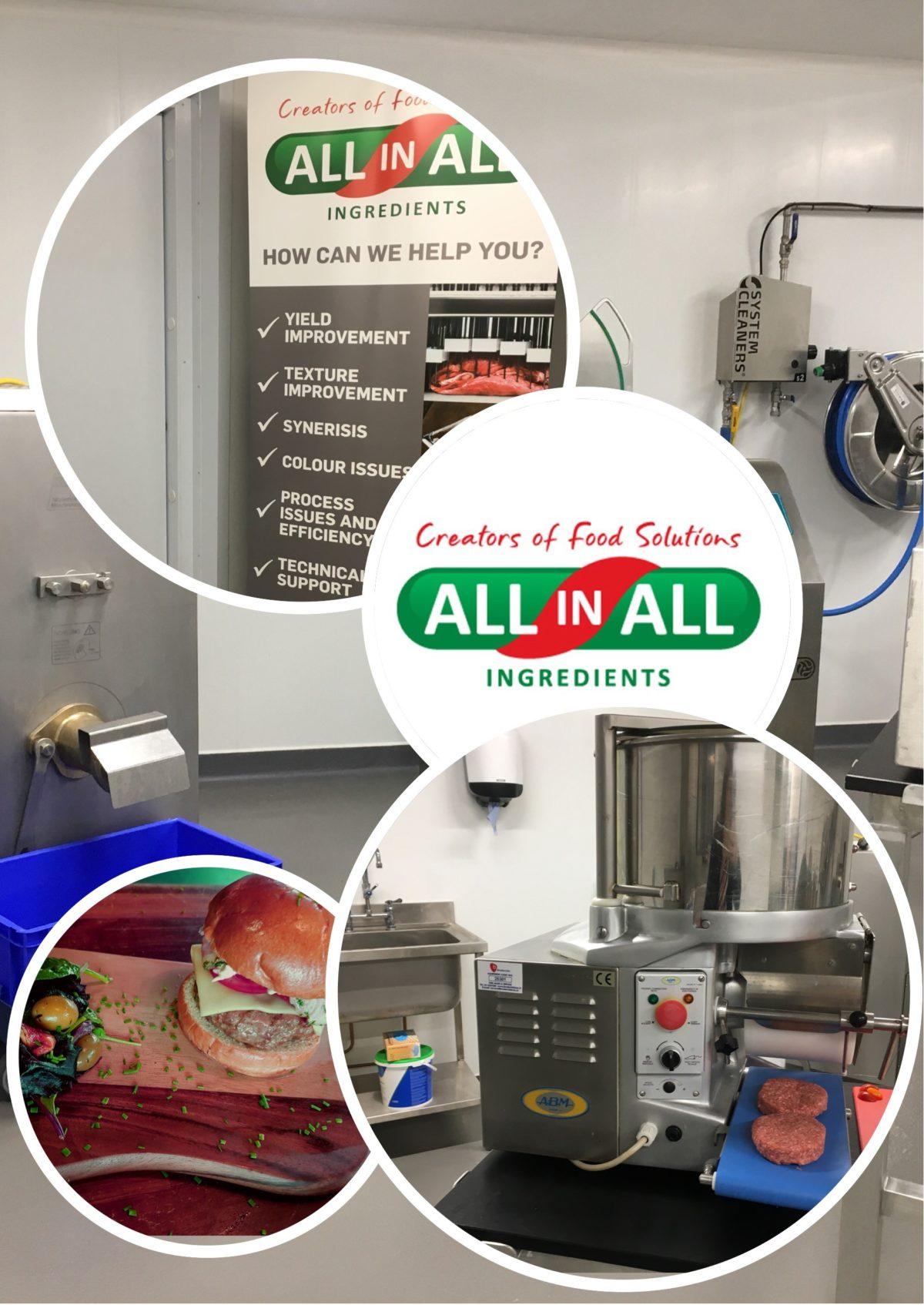 AllinAll branding
