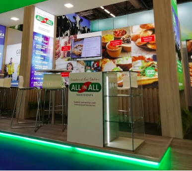 AllinAll Ingredients Stand - FI Europe