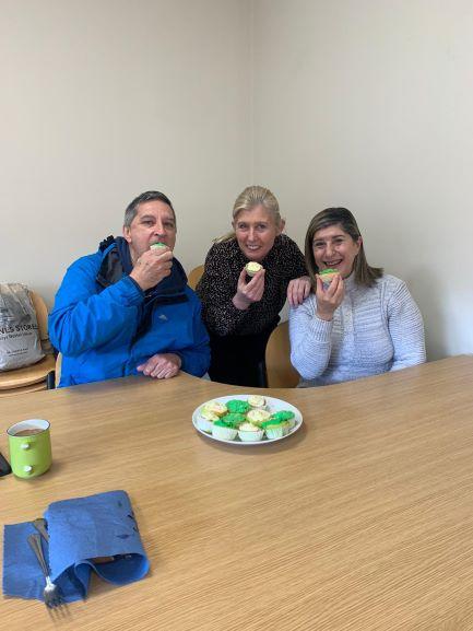 L-R: Valmir, Tracey and Elaine
