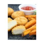 Vegetarian 'Chicken' Nugget